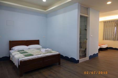 溫馨居家風,一天只招待一組客人,可入住8人,適合家族旅遊,同學聚會 - Xincheng Township