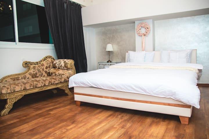 New Sea&Sun luxury apartment- suite room