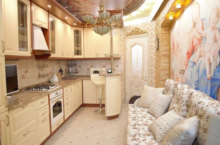 *Exclusive Роскошные апартаменты в г. Дмитров