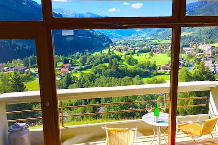 Alpine Loft: Hike Bike Spa Golf Ski - Badgastein - Apartment