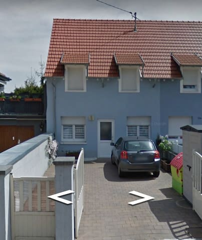 Maison 80m2 Mertzwiller