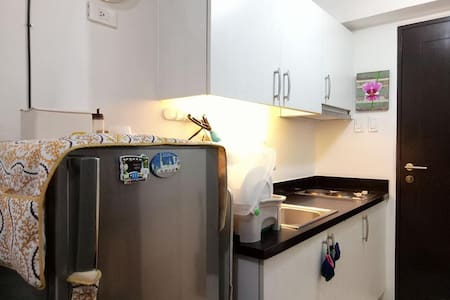 Low Cost Staycation - Quezon City - Appartement