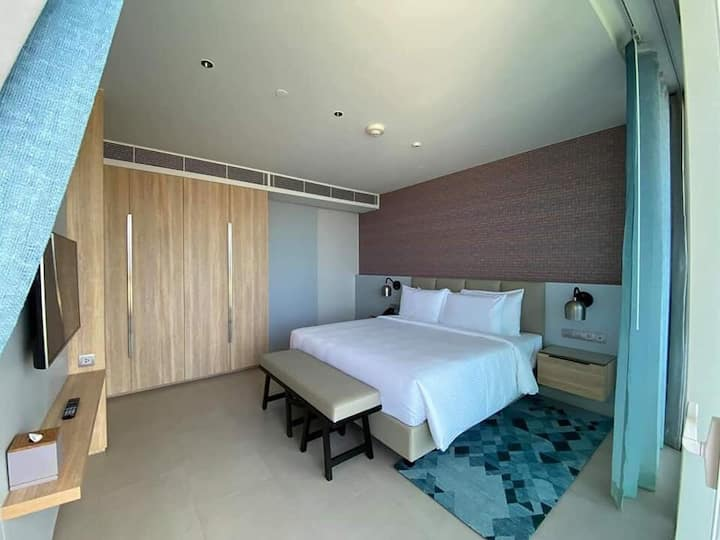 First-Class Apartment Alma Long Beach, Cam Ranh