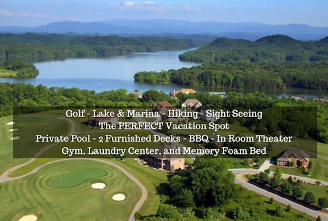 Tail of the Dragon Smoky Mtn Golf & Lake ManCave
