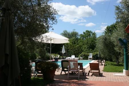 Agriturismo apart. Maremma Tuscany - Marrucheti