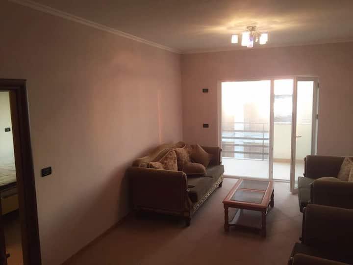 Cozy apartment with view. Qerret, Golem, Tirana