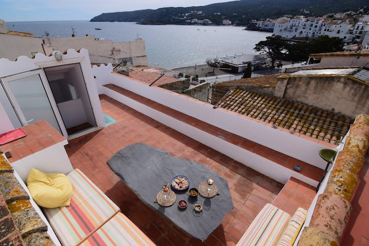 Cadaqués - Charming house with view