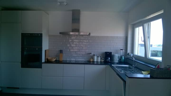 Spacious, light appartment (100m²)