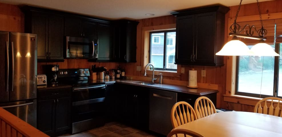 Beautiful Town home just minutes from Mt. Snow.