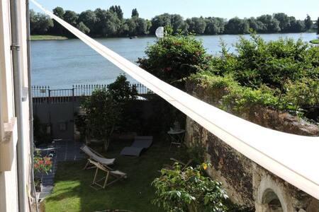 Grande maison bord de Loire - Les Ponts-de-Cé