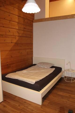 Zimmer 1 neu und preiswert (ohne Frühstück!)