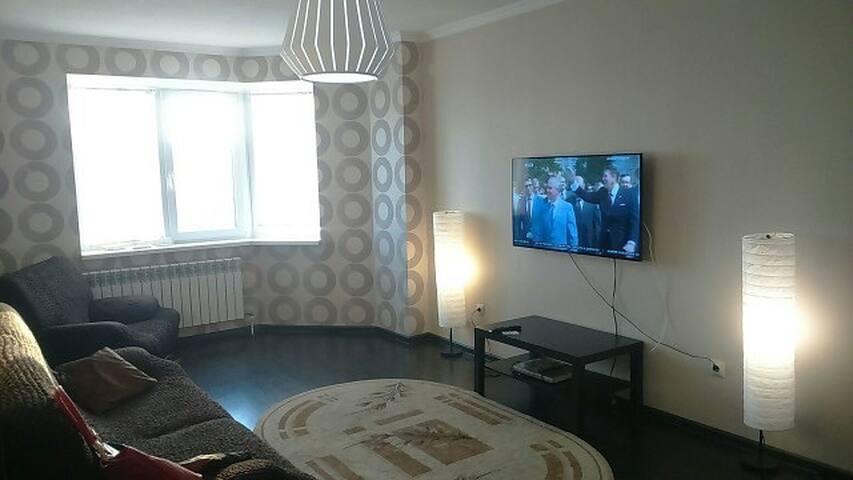 Уютная двухкомнатная квартира в Ростове