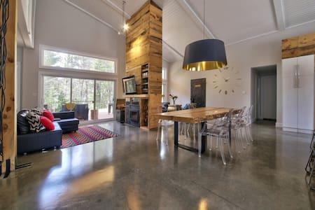 Stunning Modern Woodland Retreat