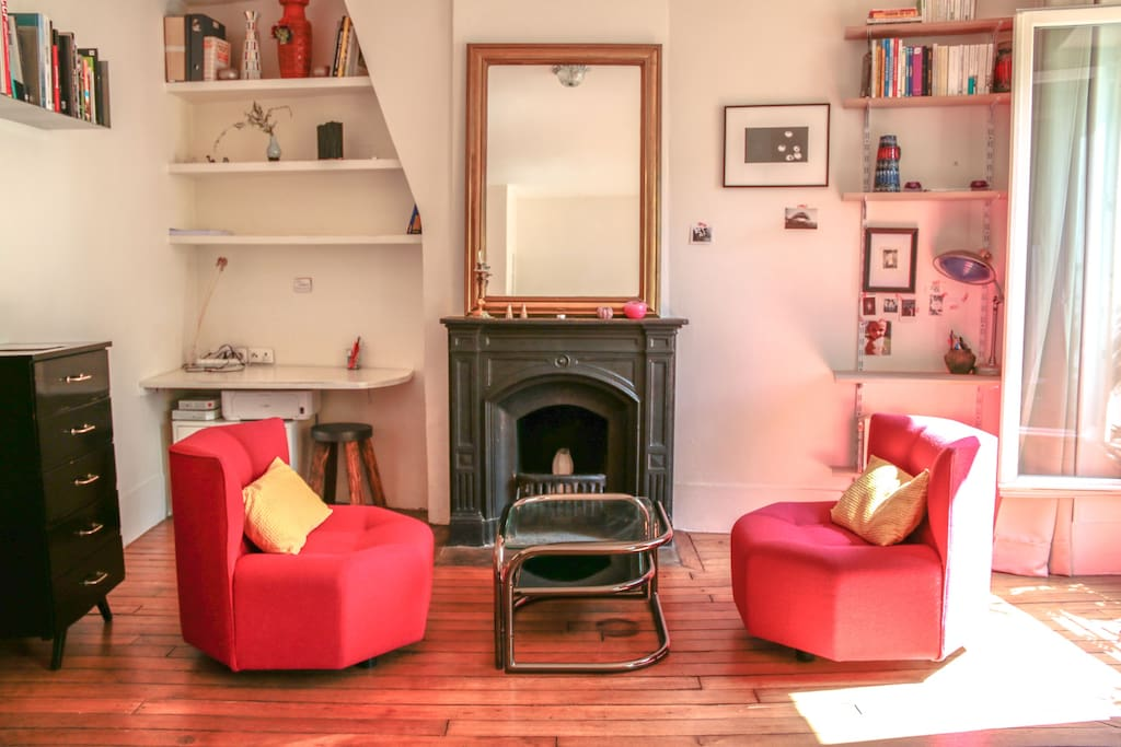 Livingroom spot