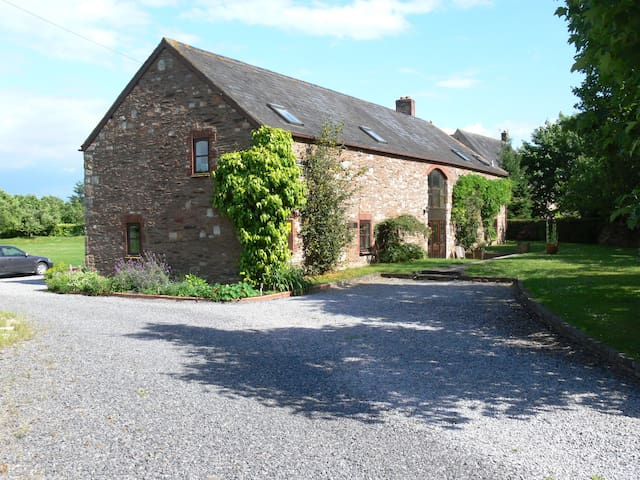 Creechbarn Bed and Breakfast - Creech St Michael, Taunton