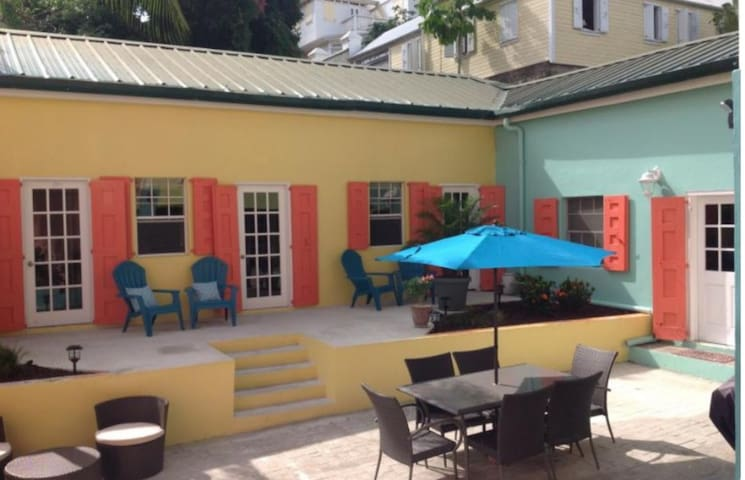 Discover Treasure! Historic Downtown Christiansted