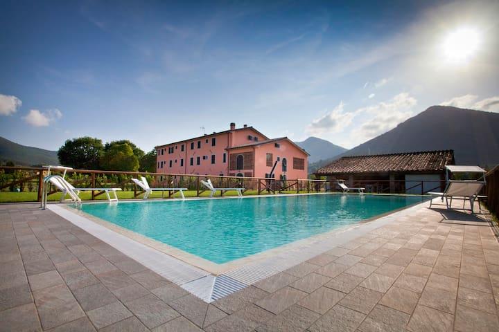 "Tenuta San Giovanni, ""Lavanda"" flat, Toscana !"