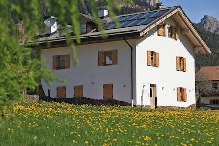 Chalet Nata - Apartment Polaris - Vigo di Fassa
