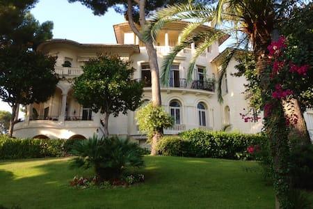 Maison de Charme a Cap-Martin - Apartmen