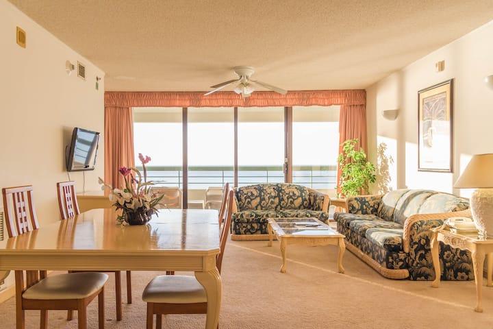 Oceanfront Premier Condominium