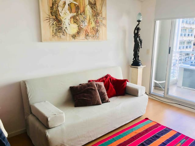 Coziest apartament in the heart of Bs As