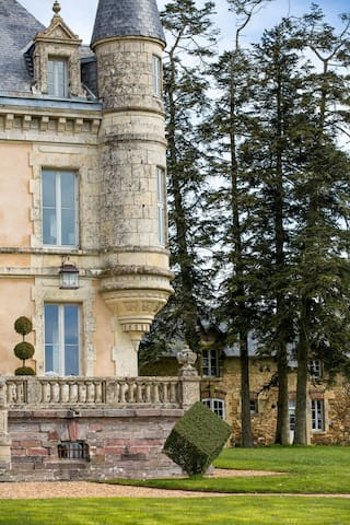Chateau de la Goujonnerie STDDBL - Loge-Fougereuse