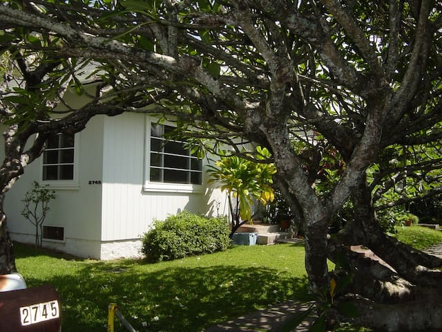 (Monthly) house for 4 near University of Hawaii