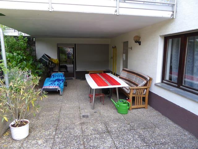 Ferienunterkunft Sonne - Ruppertsweiler - Leilighet