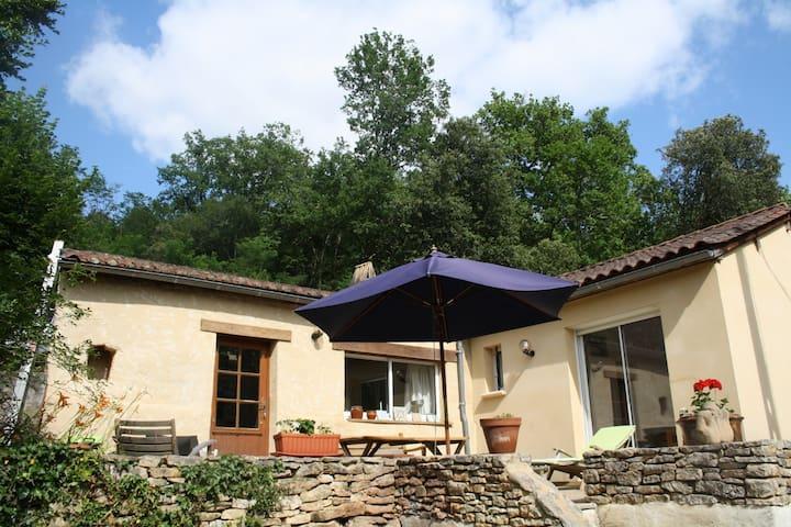 Petit Chiaud - 拉羅屈埃加雅克(La Roque-Gageac)