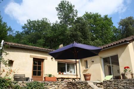 Petit Chiaud - 拉罗屈埃加雅克 (La Roque-Gageac) - 独立屋