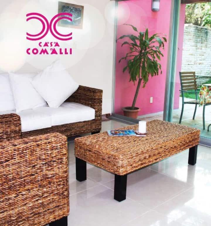 Villa Primavera / Casa Comalli