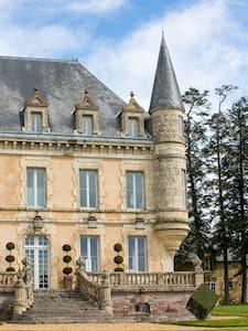 Chateau de la Goujonnerie STDSGL - Loge-Fougereuse