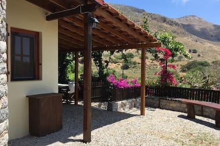 Tilos cottage getaway