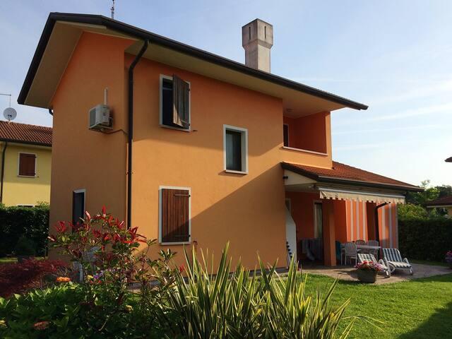 villa singola albarella - Isola Albarella