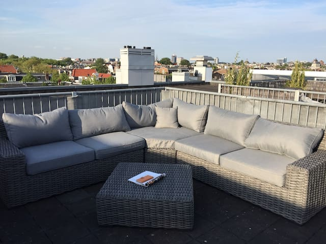Spacious home away from home - Amsterdam - Appartement
