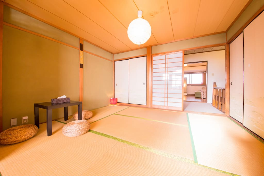 2F Japanese style room 2