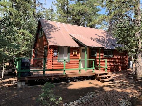 4 bedroom Cabin in Duck Creek near Zion WiFi