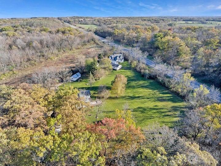 Sanctuary Woodland Guest House!