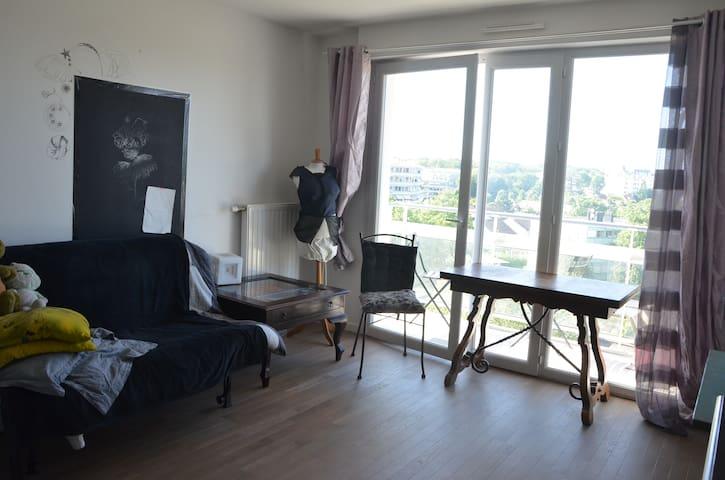 Logement à 20km de Paris - Châtenay-Malabry - Apartment