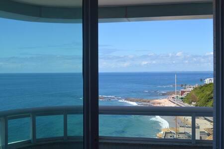 Apartamento Ondina FINAMENTE DECORADO! NOVO !WI-FI