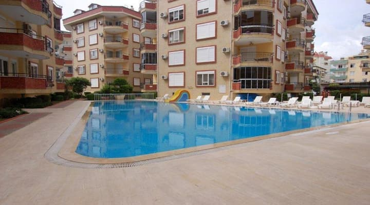 Perfect Location! - Large Apartment Nearby Sea
