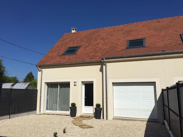 maison neuve proche de Chartres - Serazereux - Rumah