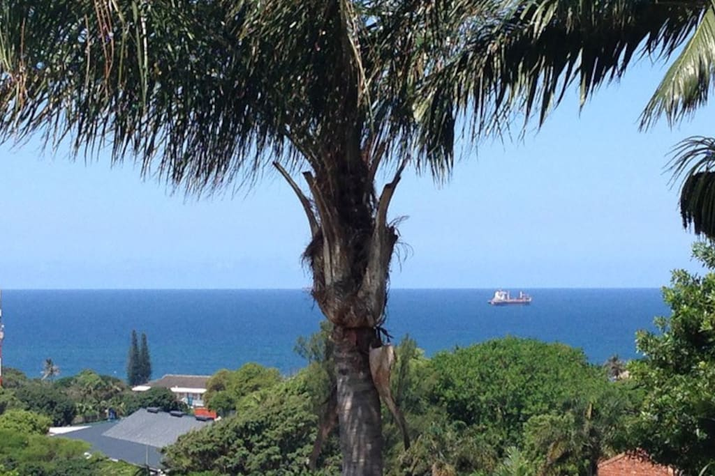 Stunning Indian Ocean View from our home