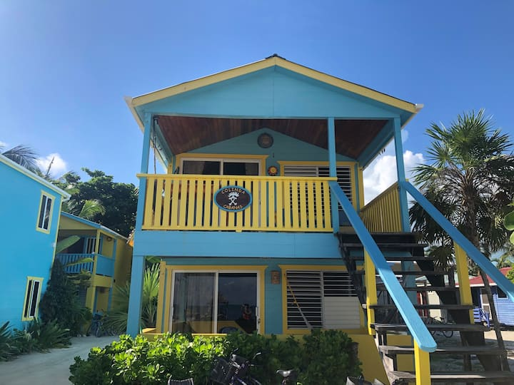 Beachfront Condo #1 - Colinda Cabanas