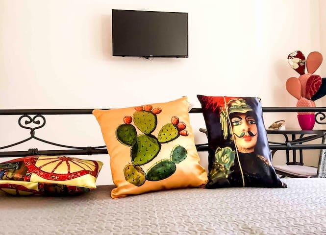 Sicilian Home Appartamento familiare