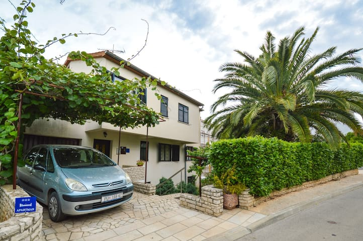 Apartment for 2+2 persons with WLAN R30632