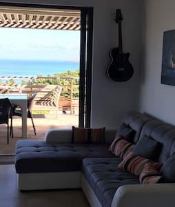 Villa vue imprenable Lorient proche plage. - วิลล่า