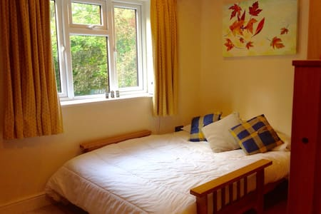 Spacious ensuite room close to Salisbury centre - 索尔兹伯里(Salisbury) - 独立屋