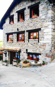 Casa acogedora, en el corazón del pueblo del Tozu.