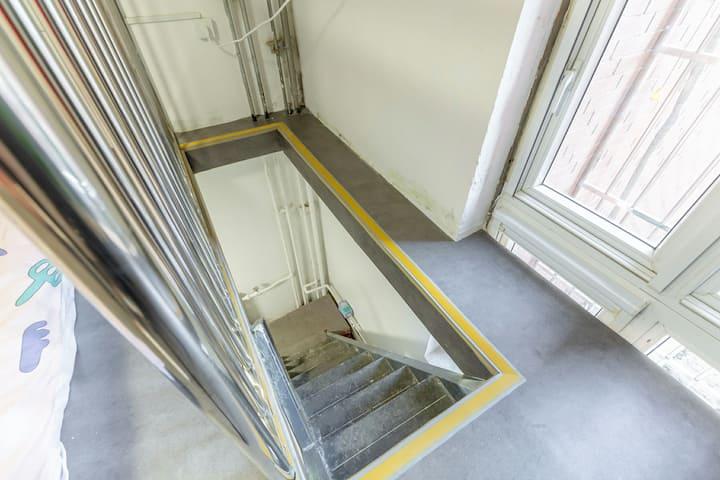 (免清洁费)天通苑立水桥5号线13号线地铁夹层大床房整租